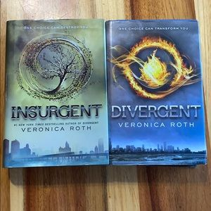 Divergent and Insurgent Book Collection